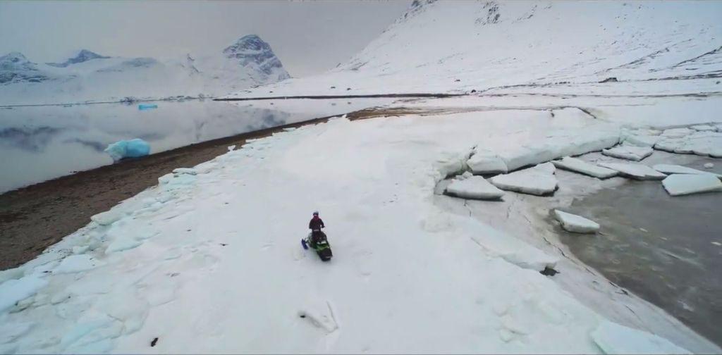 Exploring the Snow