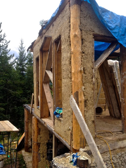 Hempcrete has more benefits than you can shake a stick(frame) at.
