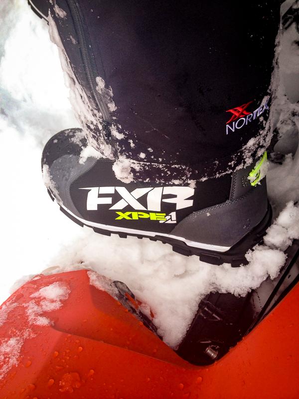 FXR Tactic BOA Focus Boot