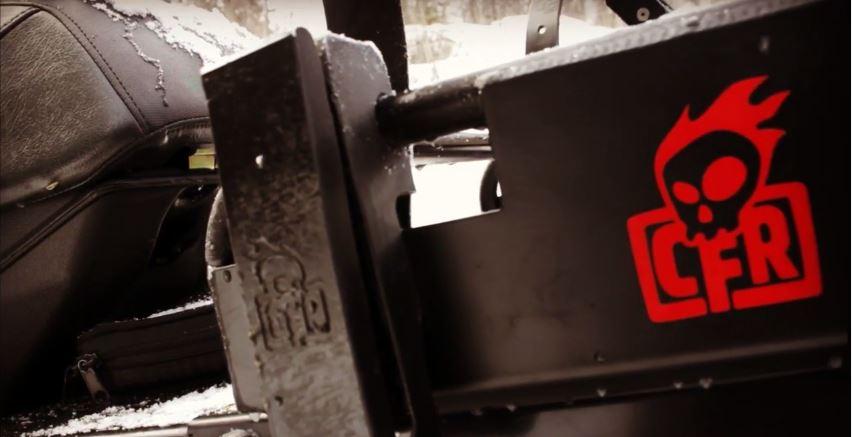 CFR iRack closeup