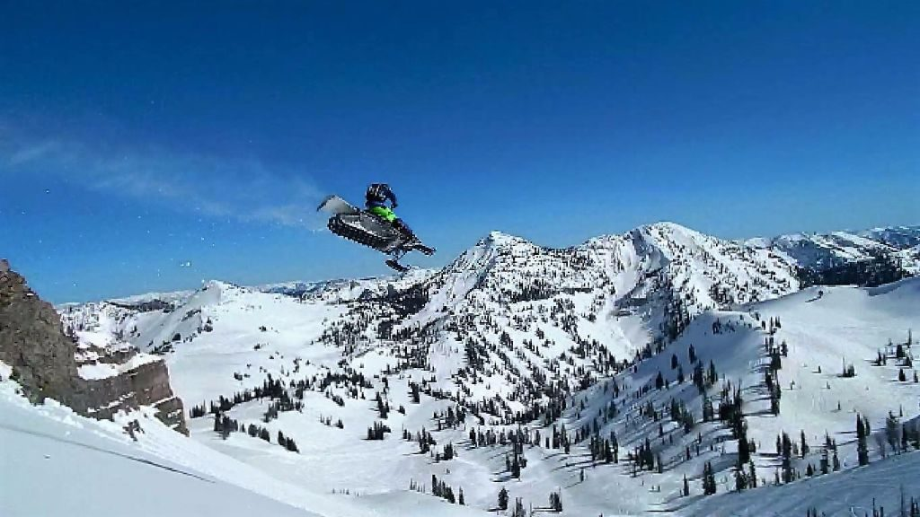 Jay Mentaberry - Mountain Sledder Mag 2