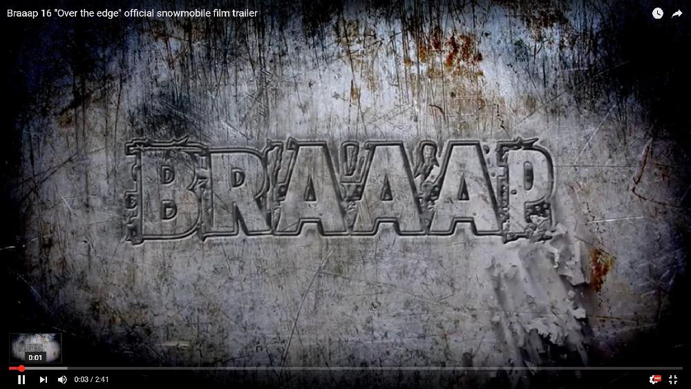 Braaap 16 Trailer: Over the Edge