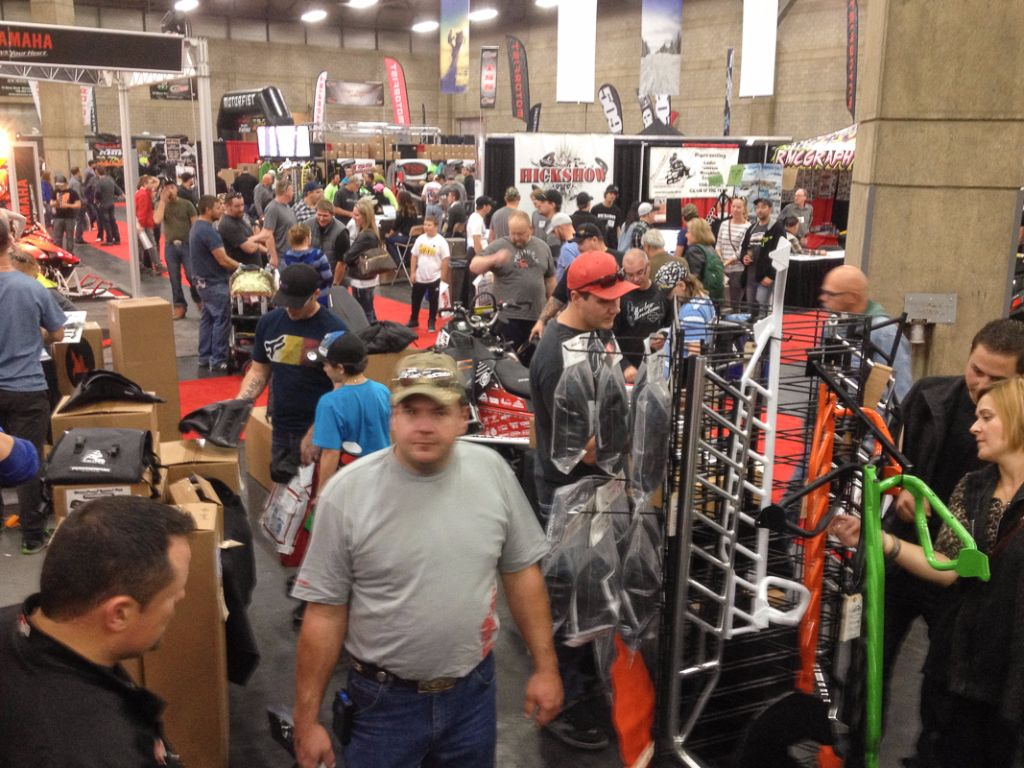 Winter is Coming and so is the Edmonton Sled Show