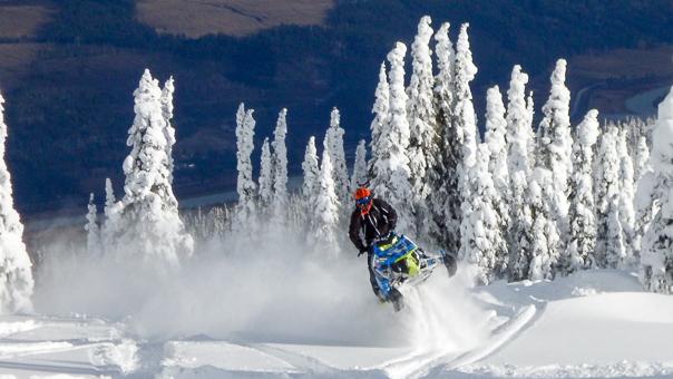 Rider Jordan Dechka is always having fun.