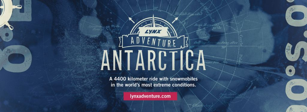 UPDATE—Lynx Adventure: Antarctic Snowmobile Expedition