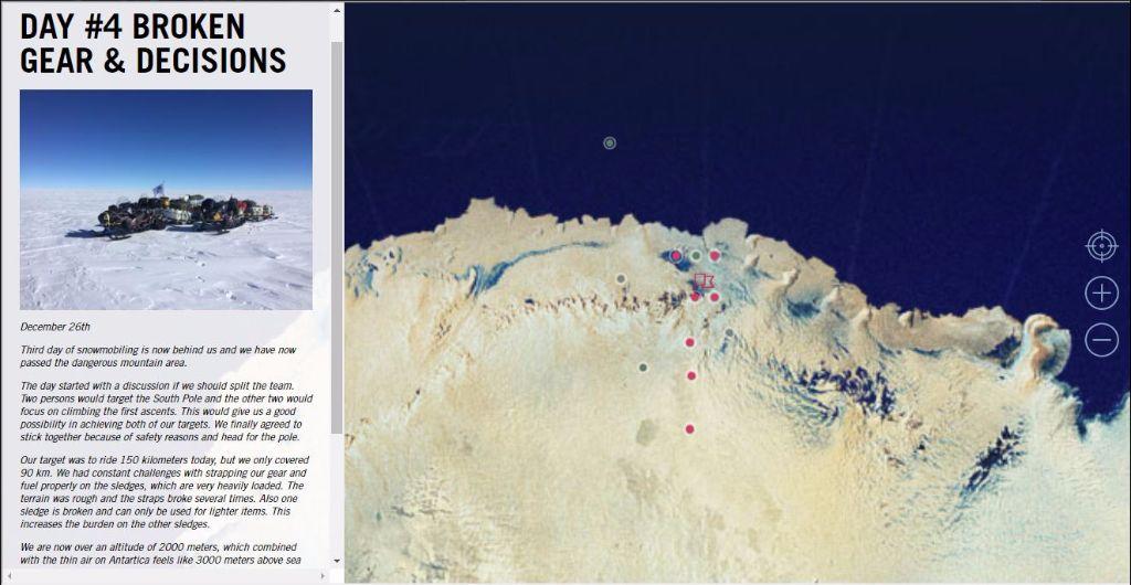 Lynx Adventure Antarctica