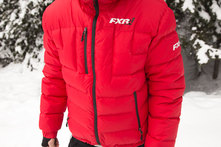 The fit is short and boxy, which is ideal for many sledders, but not all.