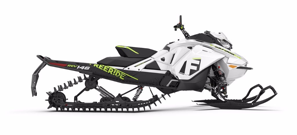 BRP Ski-doo 2018 Showroom Reveal