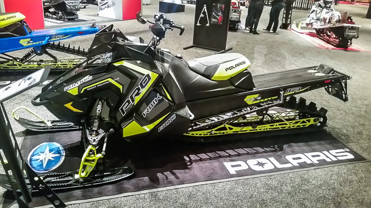 2018 Polaris Showroom