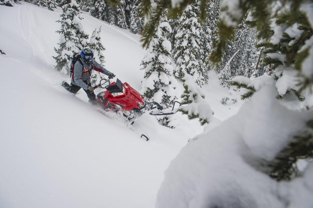 2018 Polaris Snowmobiles