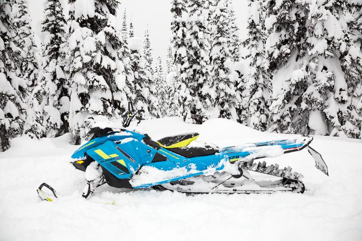 Test Ride: 2018 Ski-doo Summit 165″ & 175″