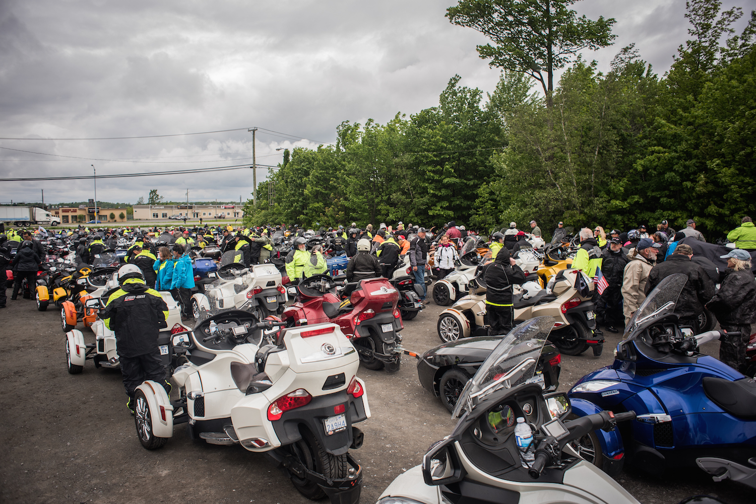 BRP Celebrates Can-Am Spyder 10th Anniversary