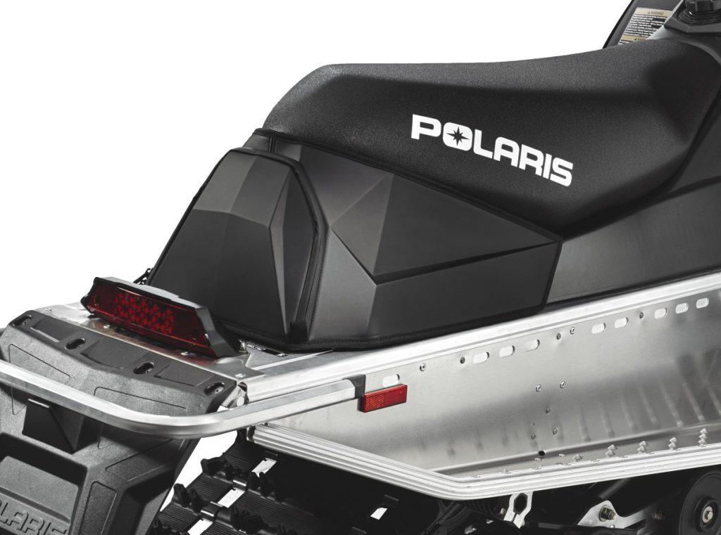 Polaris Snowmobile Storage Option