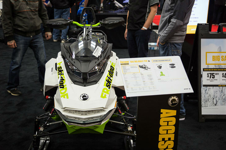 Alberta Snowmobile and Powersports Show