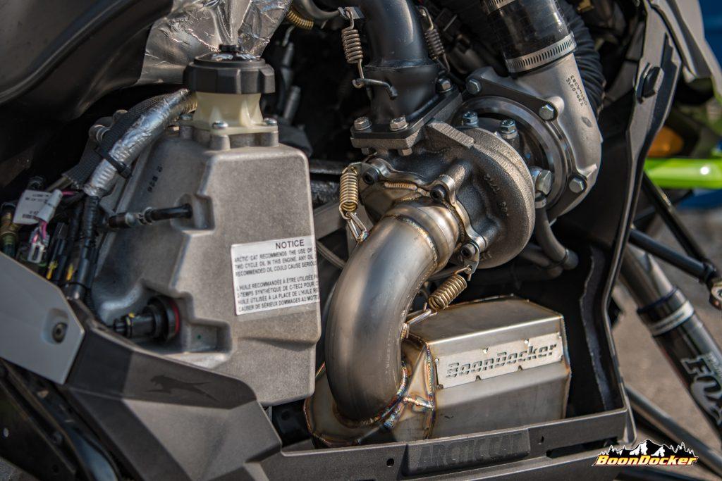 BoonDocker Sidekick Arctic Cat Turbo Kit