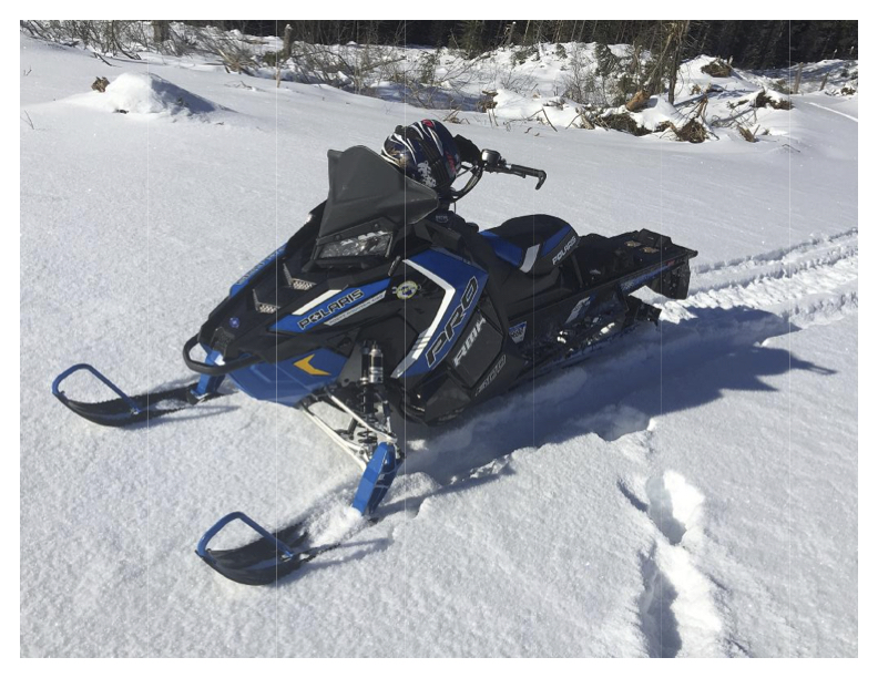 Snowmobile Insurance Transit