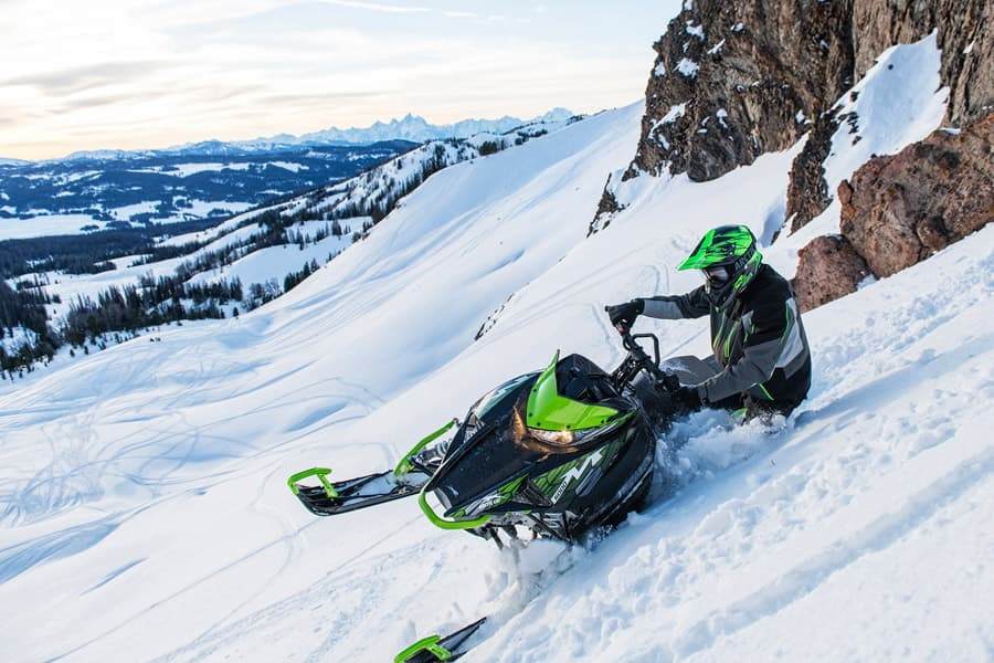 Used Arctic Cat Sleds