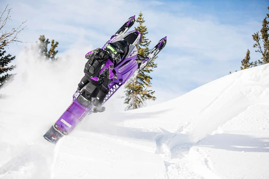 Who Is Making Arctic Cat Snowmobile
