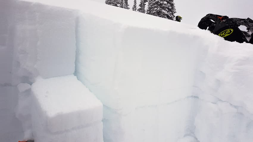 Complex Snowpack