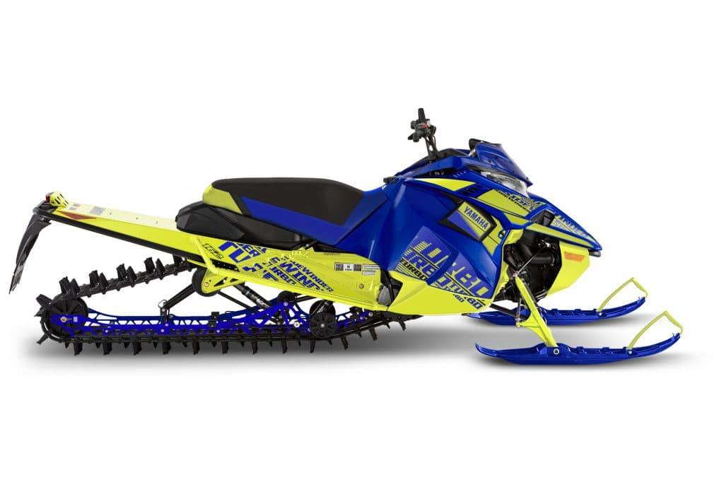 2019 Yamaha Snowmobile