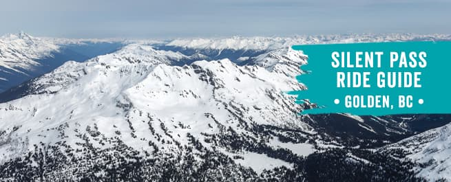 Silent Pass Ride Guide – Golden, BC