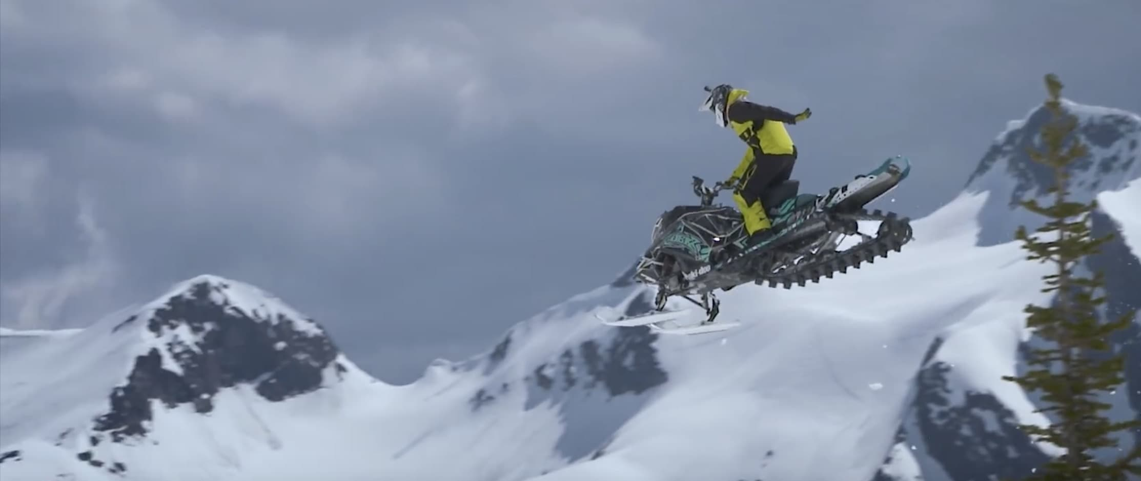 2018 Sled and Snow Bike Film Teasers
