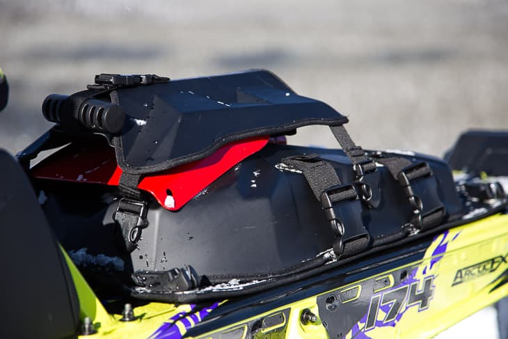 Top 3 Snowmobile Accessories