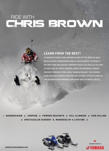 RIDE with Chris Brown in Golden, BC!!