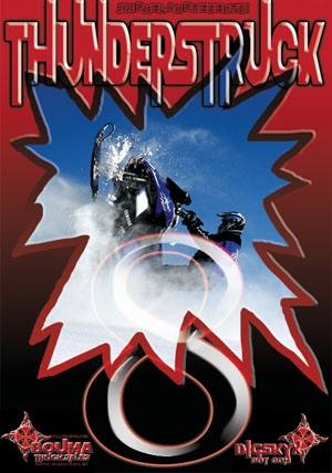 Thunderstruck 8 NOW in stock!