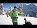 Sled skiing is the new Heli ski!