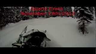 Update video #2 Sledshot