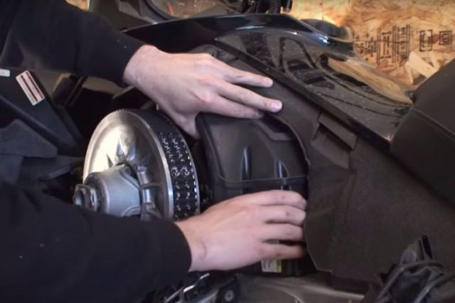 Tech Tip: Prepare Your Snowmobile for Summer Storage