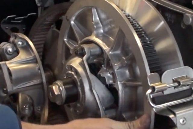 How to Change a Belt on a Yamaha Nitro