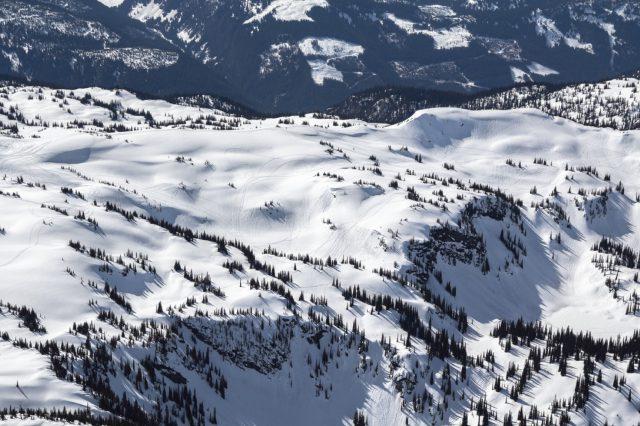 Boulder Mountain, Revelstoke BC