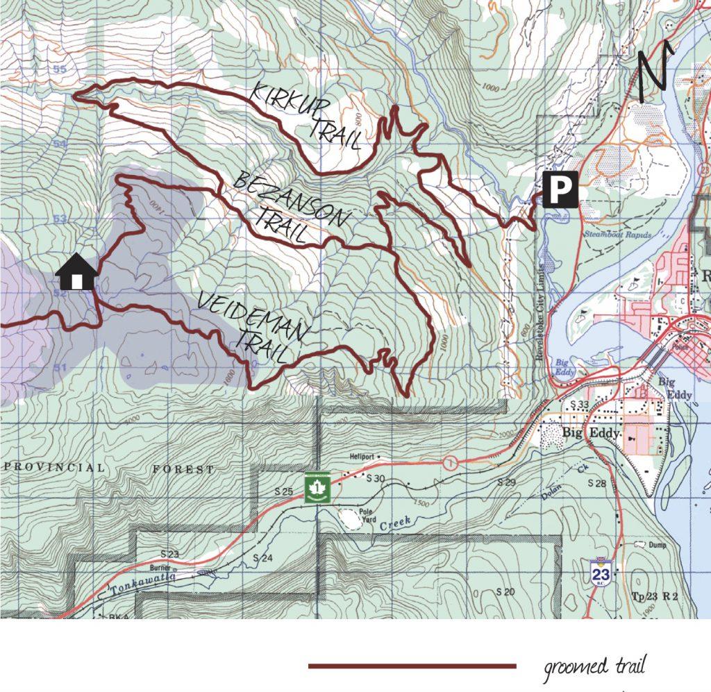 Boulder Mountain Revelstoke