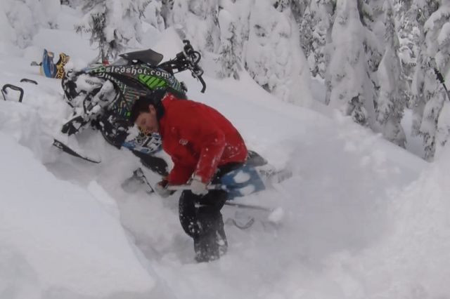 Riding Tip: How to Get Unstuck