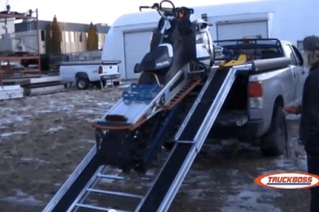 Treadway Loads Truckboss