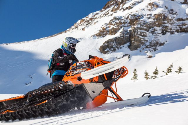 Riding Tip: Sidehilling in Hard Snow
