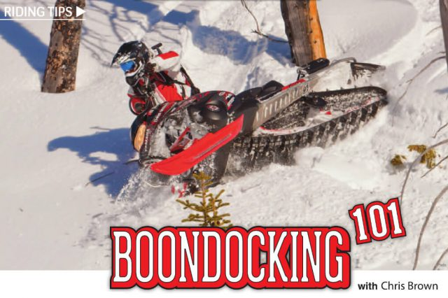 Riding Tip: Boondocking 101 with Chris Brown