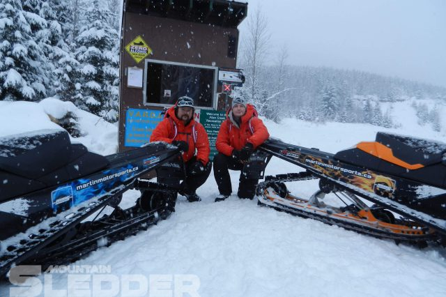 Sled Dealer Sponsors Valemount Snowhost Program