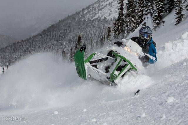 2015 Arctic Cat M8000 SnoPro Limited In Golden BC