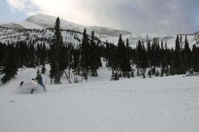 Wolverine Ride Guide – Tumbler Ridge, BC