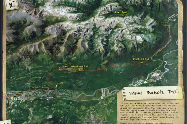 Golden Westbench Trail