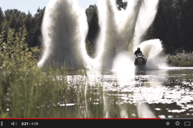 StuntFreaksTeam – Watercross
