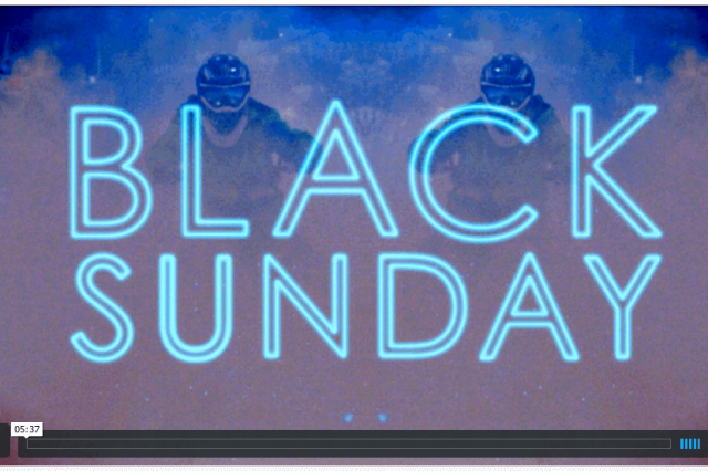 Hybrid Color Films – Black Sunday