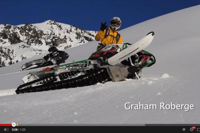 Graham Roberge – Hillclimbing 2014