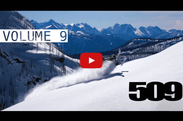 509 Films – Volume 9 snowmobile teaser (official)