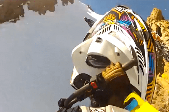 "Fail Friday: ""Epic Snowmobile Fail"" Go Pro Hero 2"
