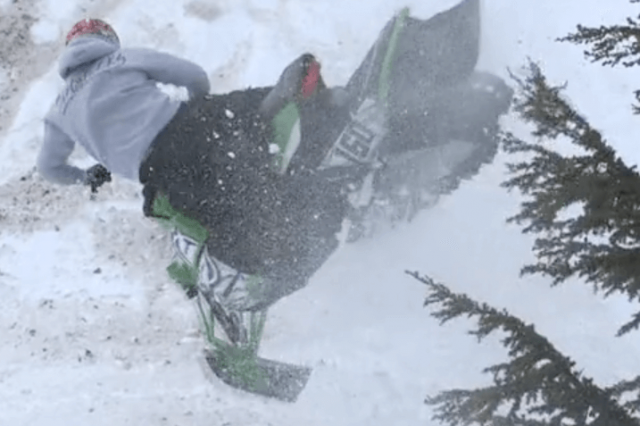 Segment Sunday: Alaskan Snowmobile Edit