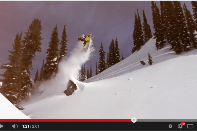 Ski-Doo Backcountry Expert Series: Day in the Life of Rob Alford